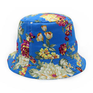 Wholesale high quality custom multicolor bucket hats Outdoor fishing cap