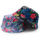 Wholesale high quality custom multicolor bucket hats