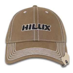 Men's Flex Fit Cotton Bottle Opener Baseball Cap