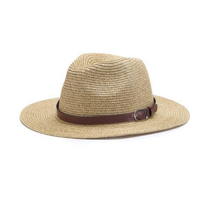 china wholesale Wide brim beach sun straw hat manufacturers