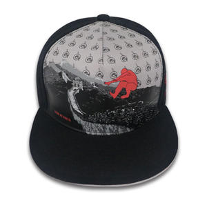 china factory price flat bill mesh trucker caps manufacturers