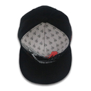 Flat bill mesh trucker caps with custom printing logo