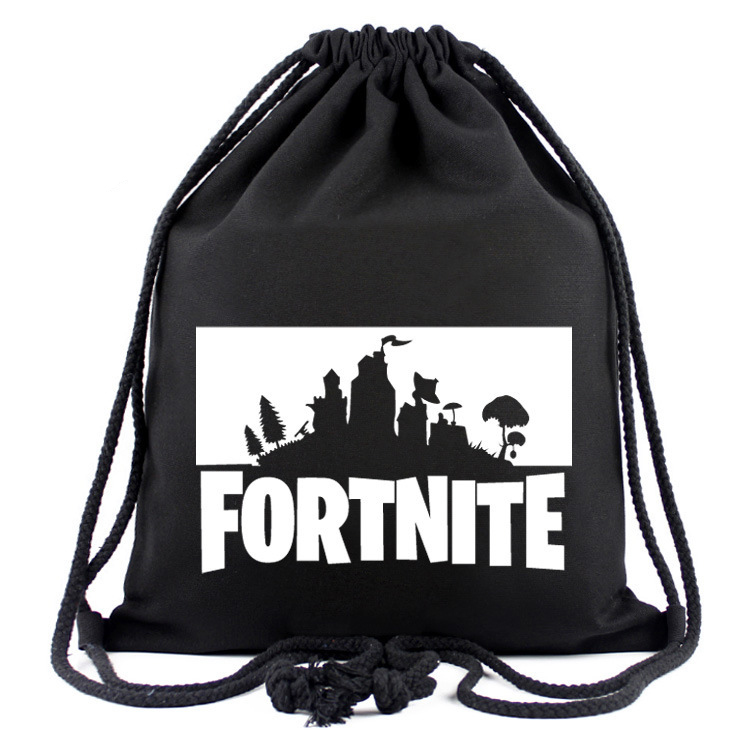Promotion Sports Fashion Polyester Custom Drawstring Bags Print Logo