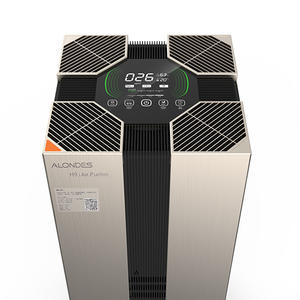 Good quality Ionic Breeze Air Purifier factory on sale.