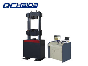 Hydraulic Universal Tensile Test Machine