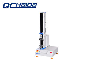 Fabric Leather Tensile Strength Test Machine