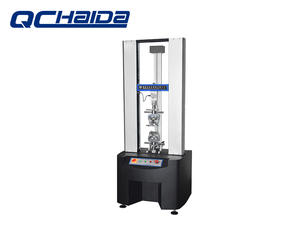 Construction hardware universal tensile strength test machine