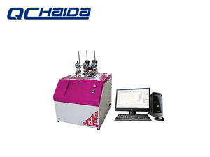 Plastic Thermal Deformation Vicat Softening Point Temperature Tester