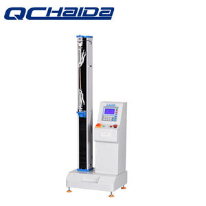 Peeling Strength Universal Testing Equipment For Adhesive Materials