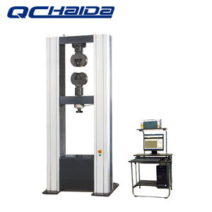 Computerized Universal Tensile Testing Machine For Metal Test