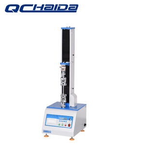 Tensile Strength Test Machine For Fabric And Adhesive Tape