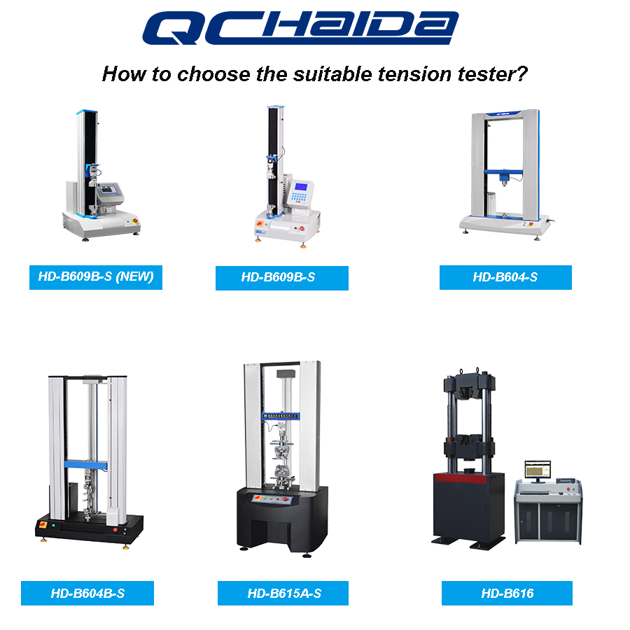 To Understand The Purchase Of Several Reference Universal Tensile Testing Machine