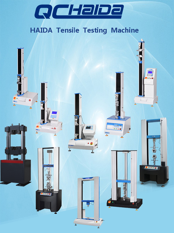 Selection Of Fixture For Tensile Testing Machine