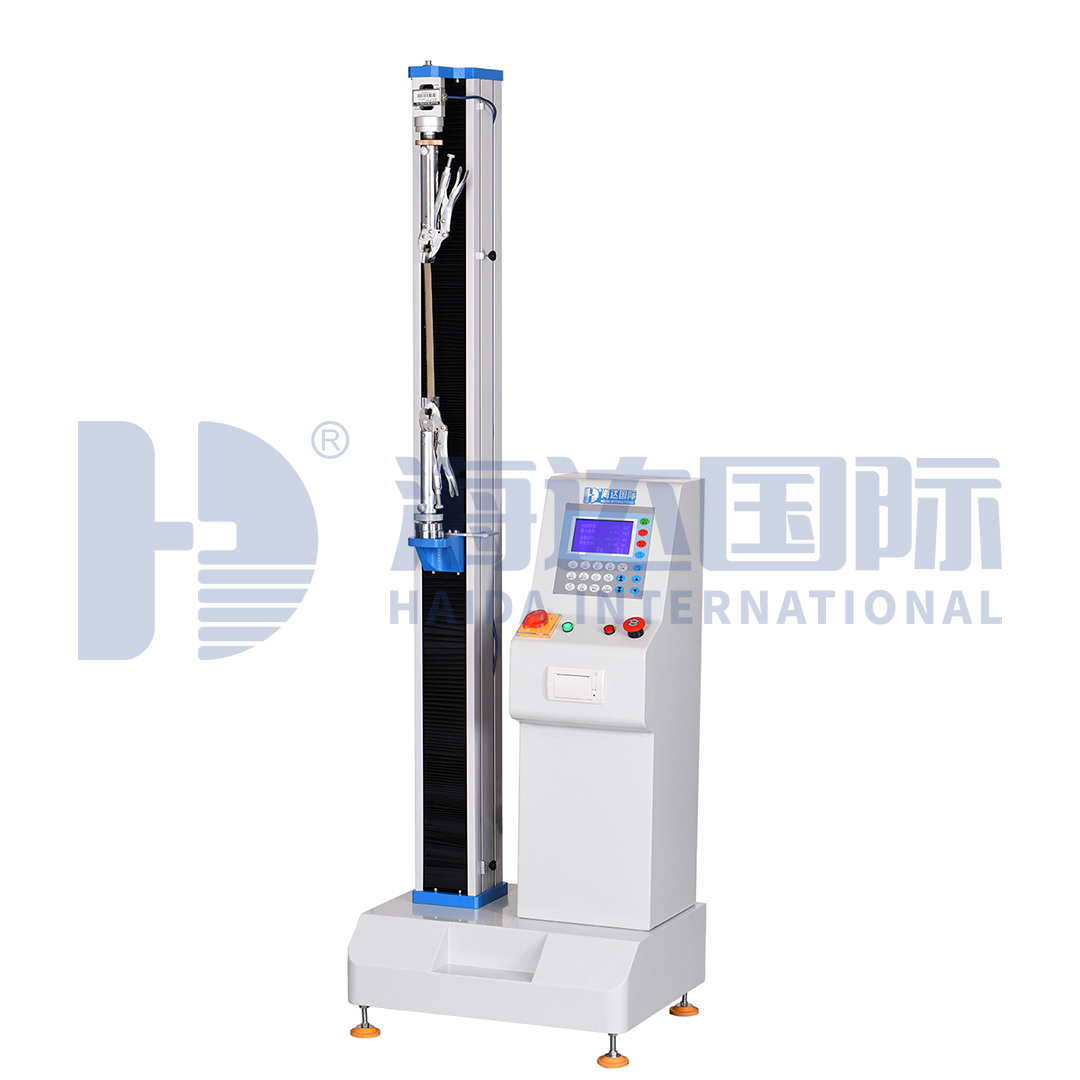 Plastic Universal Tensile Test Machine