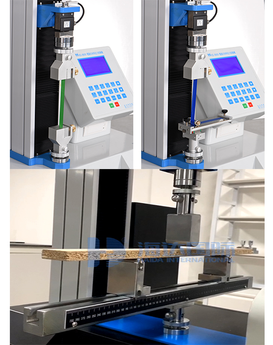 Introduction Of Common Fixtures For Tensile Testing Machines