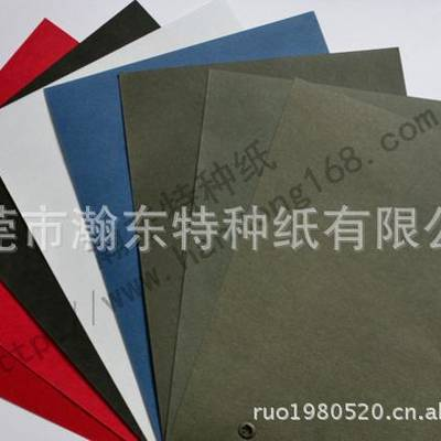 Light single color Limon pattern leather paper