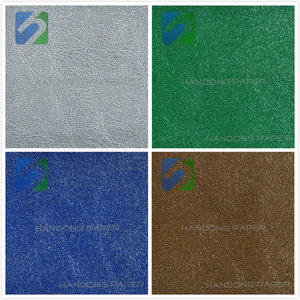 Embossed Wrapping Paper for covers/PVC Paper for Printing