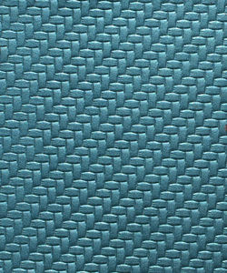 Embossed leather material paper