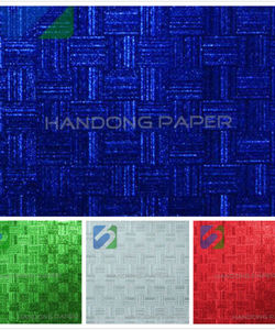 PVC Bright Color Paper