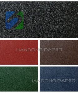 PVC Binding Cover, Paper Cover, Book Cover paper