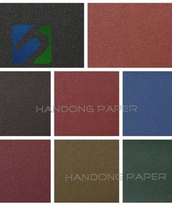 PVC Coated Pearl paper