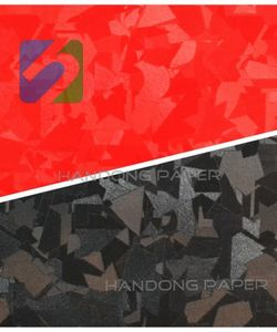 Professional PVC coated paper
