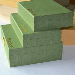 Faux Wooden Grain Paper/Embossed Paper For Packing