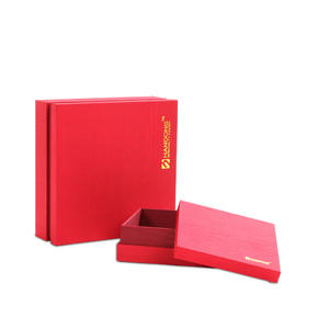 Cloth box is a new concept, it is very easy to use plain paper compared to anyone. Embossing series, show its noble and generous.