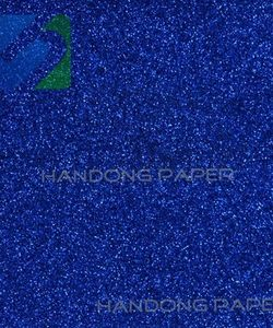 Blue(lake blue) fine gold onion paper/glitter paper