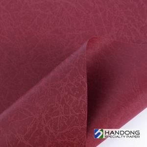 embossed paper and cardboard type special paper/gift wrap paper wholesale