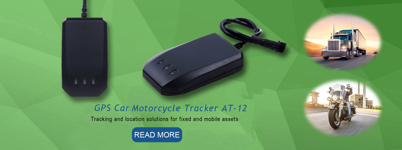 Truck waterproof tracker AT-12A