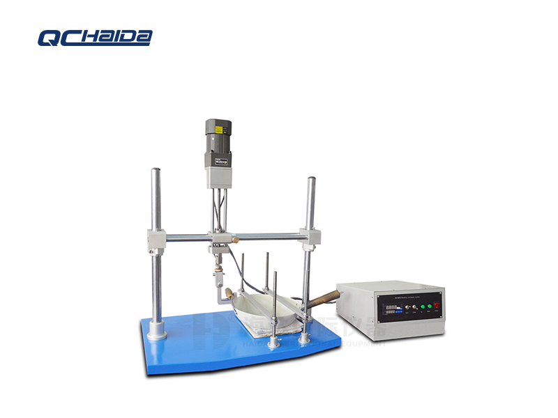 High Precision Test apparatus for the Bending Strength