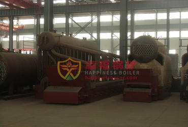 SZL series steam boiler beverage boiler