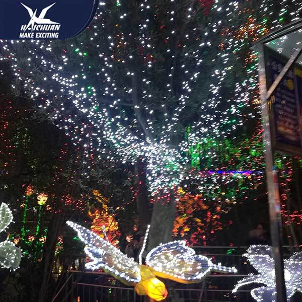 Outdoor Customized Led Lantern Light Festival Event Outdoor