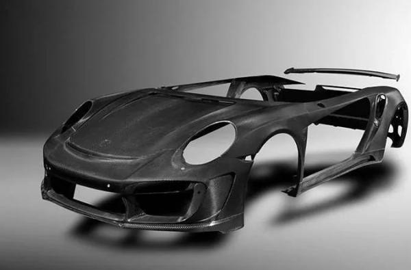 Why are supercars made of carbon fiber? What are the benefits?