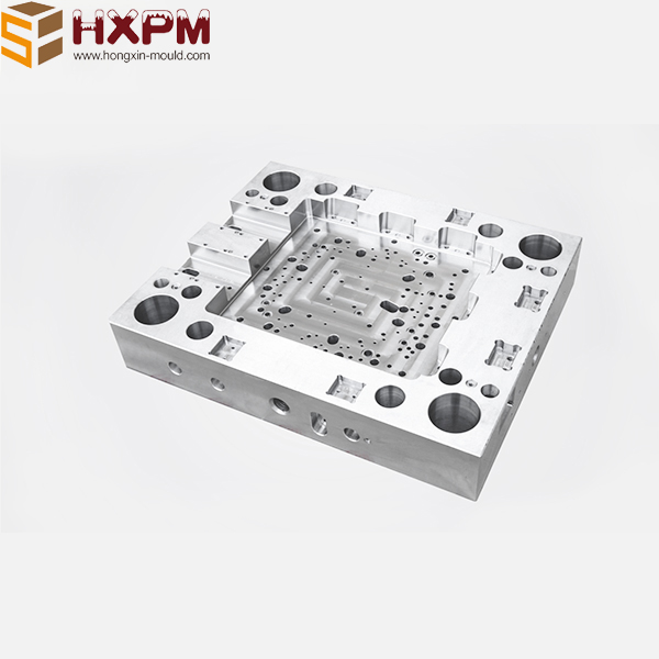 Customized CNC mould parts Hongxin Mould Base
