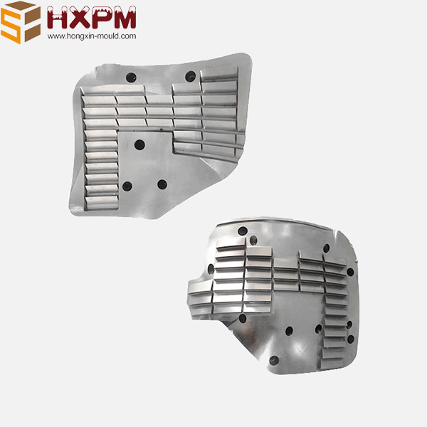 4 Axis CNC milling parts