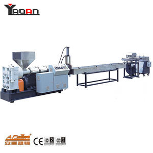 china customized plastic granulating machine manufacturers