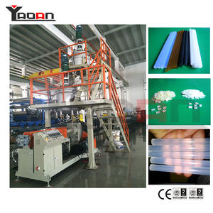 Customized EVA Hot Melt Adhesive Glue Stick Making Machine supplier