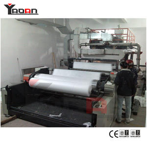 Melt Blow PP Nonwoven Fabric Extruder Extrusion Machine