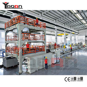 Custom-made PVA water soluble casting film extrusion machine exporter