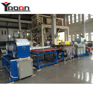 Polypropylene PP Super Thick Sheet Machine Thick Board Production Line