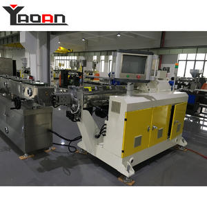 High Precision PVC Medical Tube Extrusion Machine