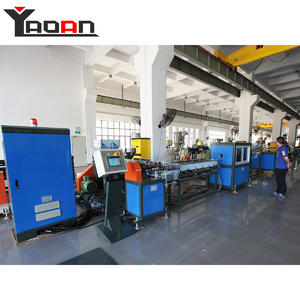 High Quality Suction Hose Soft PVC And Hard PVC Spiral Hose Making Machine