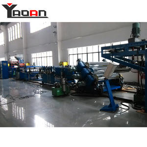 Corrugated PC PE PP roofing tile machine plastic roofing tile extruder