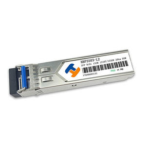 China Customized 155Mbps SFP Bi-Directional Transceiver 20km  manufacturers suppliers factory high quality price
