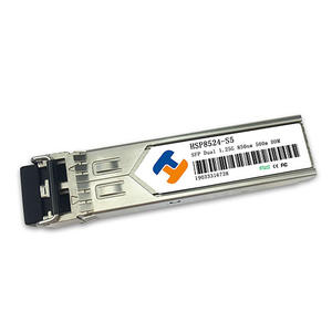 China Custom-made HSP8524-S5 850nm 1.25Gbps SFP Transceiver 500m Reach factory