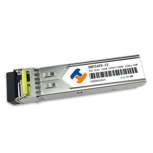 China Customized HBP5403-12 155Mbps SFP Bi-Directional Transceiver 120km  factory manufacturers suppliers wholesale high quality price