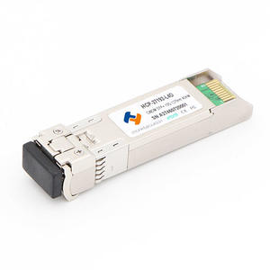 China Customized 10Gb/s CWDM SFP+ 60km Transceiver  factory manufacturers high quality suppliers wholesale