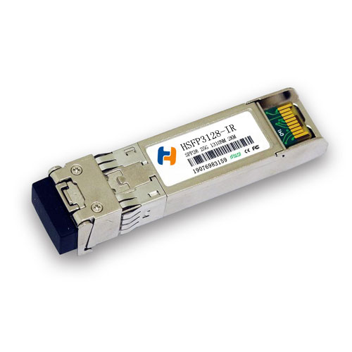 25Gb/s 1310nm SFP28 2km Transceiver